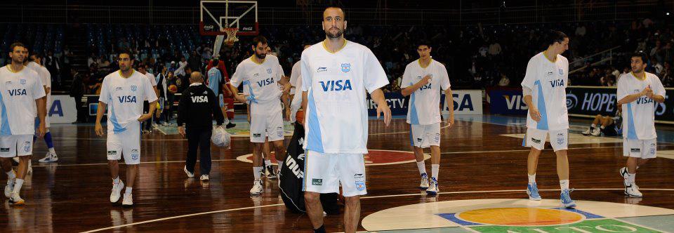 Selección Argentina de Basquet